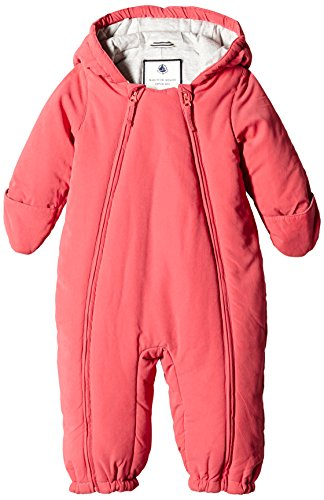 Petit Bateau Pilote - Mono para bebé, color rosa (cosmetique), talla talla alemana: 3 años
