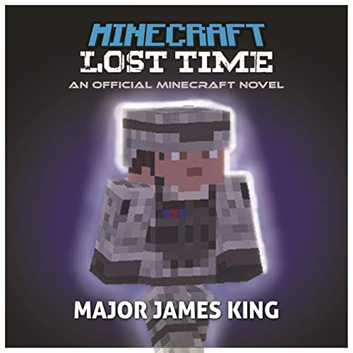 『Minecraft: Lost Time』のカバーアート