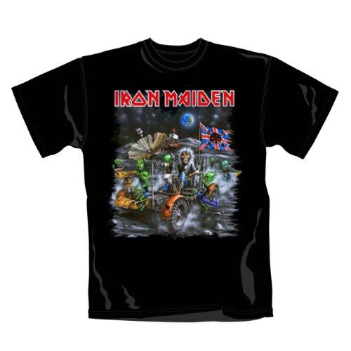 Iron Maiden - KNEBWORTH MOONBUGGY T-Shirt, Größe XL