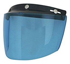 Gradient Smoke AFX 3-Snap Flip Shield