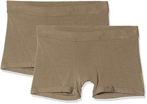 Sloggi Herren GO Allround Hipster Boxershorts, Beige (Havanna 3462), Medium (Herstellergröße: One) (2er Pack)