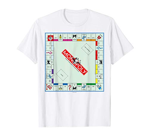 Monopoly Gameboard T-Shirt