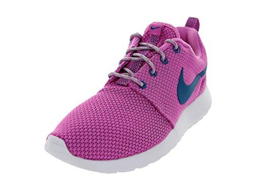 Nike Rosherun Wmns 511882-502, Zapatillas Hombre, Rosa (Pink 511882/502), 36 EU