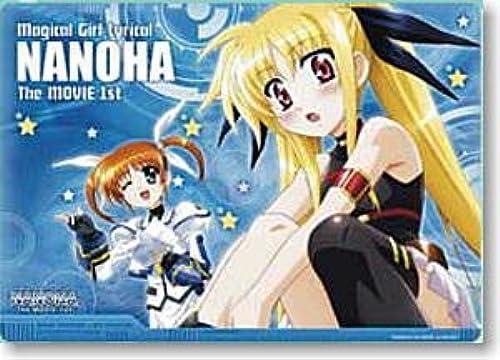 punto de venta en línea Magical Girl Lyrical Nanoha The MOVIE 1st Desk Mat Mat Mat by Movic  ofreciendo 100%