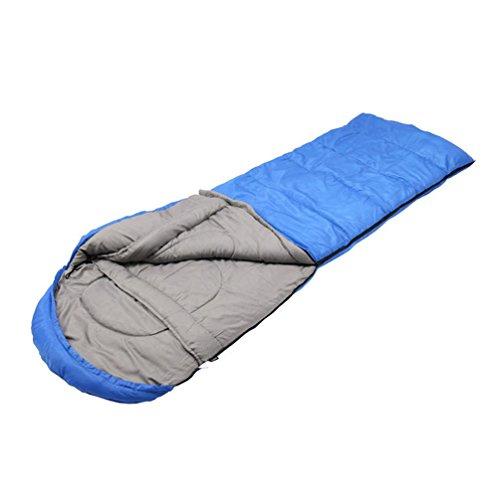 enveloppe extérieure unique sac de couchage pour la randonnée de camping adultes , B