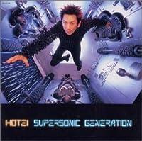 Supersonic Generation by Tomoyasu Hotei (1998-04-29)