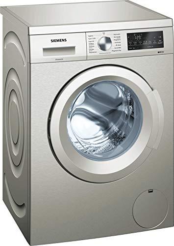 Siemens iQ500 WU14Q4S1 - Lavadora (8 kg, A+++, 135 kWh, speedPack para tiempos de lavado rápidos, función de recarga, programa para exteriores)