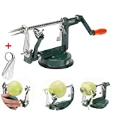 Best Apple Peeler Corer Slicers - Apple peeler, Apple Peeler and Corer with Suction Review