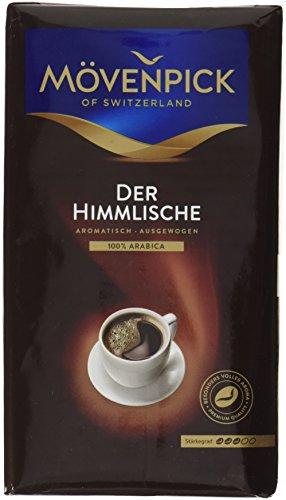 MÖVENPICK Kaffee Der Himmlische, 100% Arabica, 500g