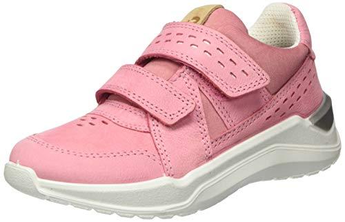 Ecco Mädchen Intervene Sneaker, Pink (Bubblegum/Blossom Rose 51780), 34 EU