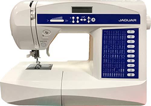 Máquina de Coser Jaguar HD-696 (Edición Acolchada) Incluye 200,00 € de Accesorios GRATIS