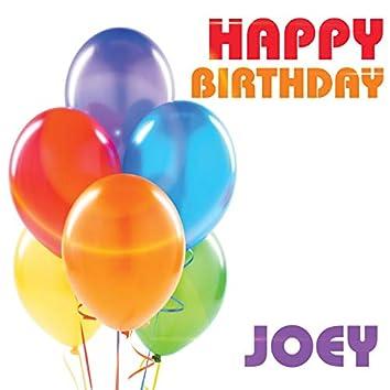 Happy Birthday Joey