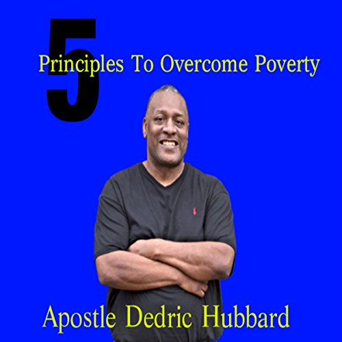 Couverture de 5 Principles to Overcome Poverty