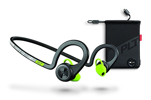 Plantronics BackBeat FIT Black Core Boost Edition - Auriculares Deportivos Impermeables