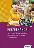 Einzelhandel: 1. Ausbildungsjahr: Arbeitsbuch - Reinhold Duczek