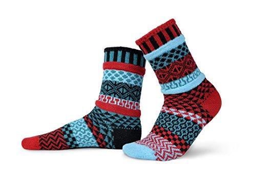 Solmate Socks Hipster Socken, Mars Klein