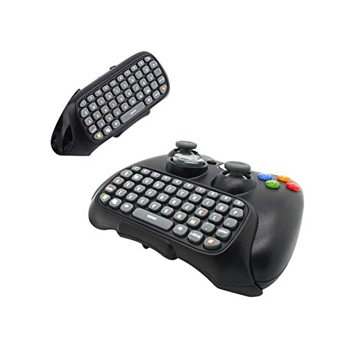 TrAdE Shop Traesio - Mini Tastiera Keyboard CHATPAD per Controller Xbox 360 Console QWERTY