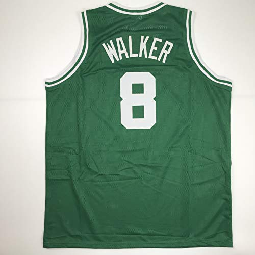 Unsigned Kemba Walker Boston Green Custom Stitched Basketball Jersey Size Men's XL New No Brands/Logos
