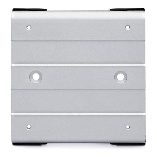 "VESA Mount Adapter for 24"" iMac (Aluminum), 27"" iMac (2009, 2010, 2011), LED Cinema Displays, Thunderbolt Displays   Patented   Replaces Apple VESA Mount Adapter Kit MD179ZM/A - by HumanCentric"