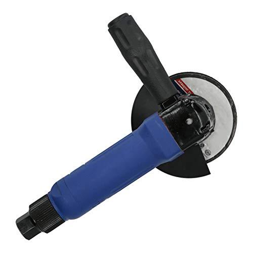 Segura 100mm KP-632 Interruptor de palanca Rectificado y pulido Máquina Post-modulación Amoladora angular neumática duradera para pulido (americano)