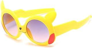 ZYIZEE - Gafas de Sol Gafas de Sol para niños Gafas de Ojo de Gato para niñas Gafas para niños Lentes UV400 Gafas de Sol para bebés Gafas Bonitas Gafas