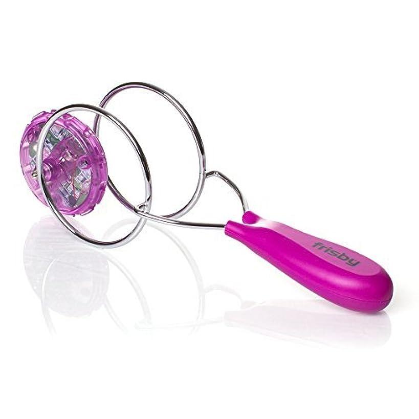 Frisby Magnetic Flashing Colorful Yoyo Gyro Wheel Toy Fun For Kids Boy Gift NEW