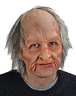 Supersoft Old Man Adult Mask Size Standard/M9002 from Zagone Studios