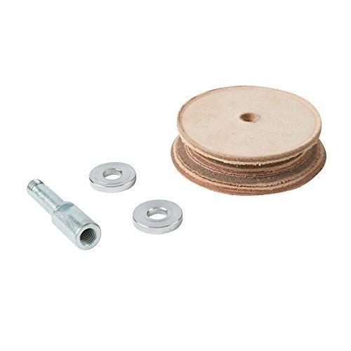 Triton 980292 - Muela de asentar de cuero perfilada (TSWLHW Muela de asentar de cuero perfilada)