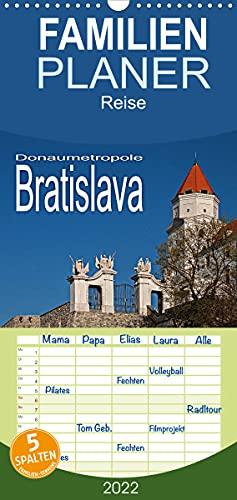 Donaumetropole Bratislava (Wandkalender...