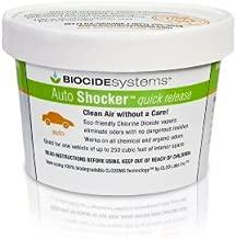 Biocide Systems 3213 Auto Shocker Interior Odor Eliminator