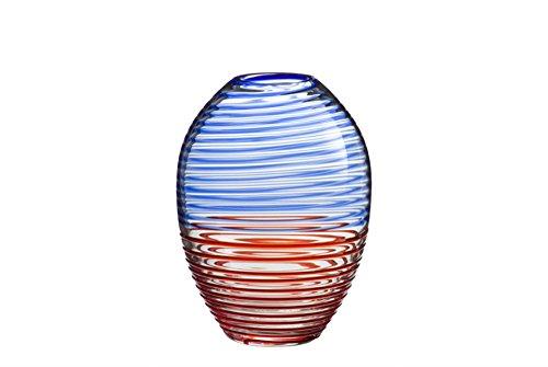 Vase Carlo Moretti Collection « Les petits » en verre de Murano fabriqué en Italie Édition limitée Orion