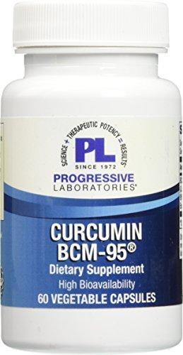 Curcumin BCM-95 60c by Progressive Labs