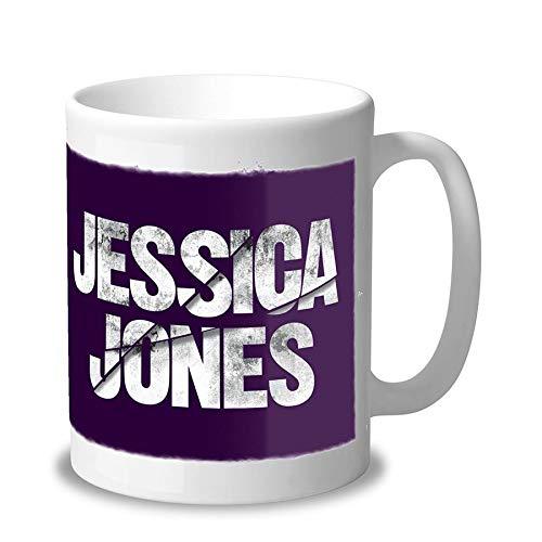 Caneca de Cerâmica Jessica Jones