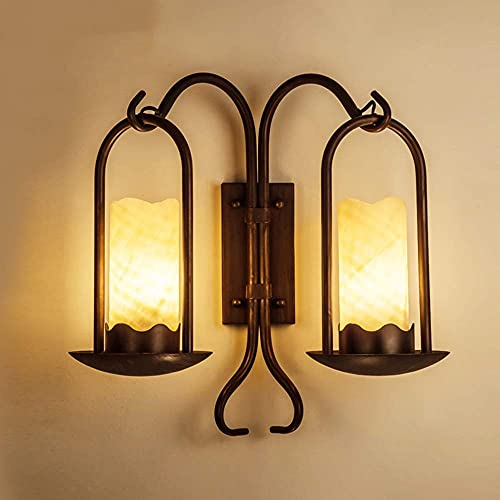 LLLKKK Lámpara de pie con base de madera, diseño moderno, para salón, dormitorio, comedor, pasillo, color negro