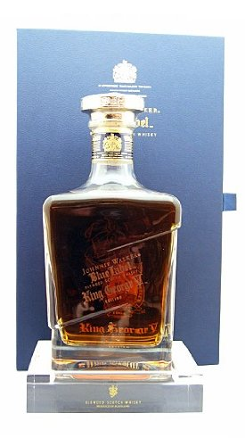 Johnnie Walker King George V Blue 40% 70cl