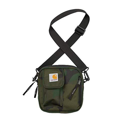 Carhartt WIP Essentials Bolso Unisex pequeño para mujer y hombre Bolso con bandolera Bolso con bandolera Bolsos de pecho Bolso deportivo con mochila Daypack para mujeres y hombres colorido 8378