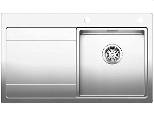 Blanco Divon II 45 S-IF Küchenspüle Edelstahl-Spüle Spülbecken Einbau Spüle