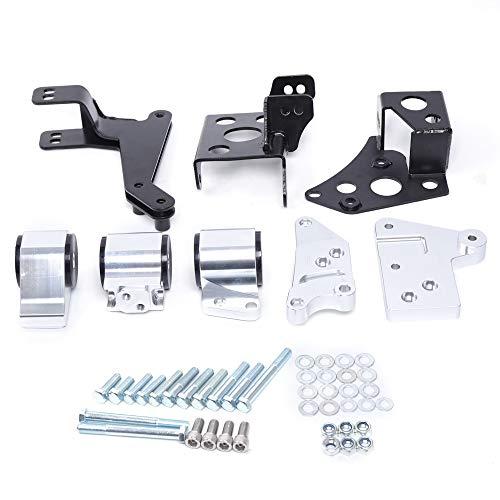 Aluminum Engine Motor Mount Bracket fit for Honda Civic 1996-2000 K Series K20 K24 EK