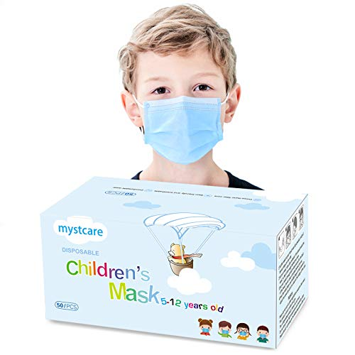 Visit the Childrens Face Mask - For 5-12 Year Old Children on Amazon.