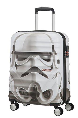 American tourister - Wavebreaker Star Wars Storm Trooper, Spinner 55/20, 55 cm, 36 L, 3.5 KG Multicolour (Star Storm Trooper)