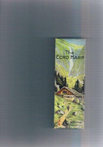 HOHNER Echo Harp 96 C/g-mundharmonika