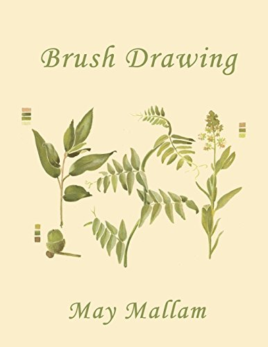 Brush Drawing as Applied to Natural Forms and Common Objects (Yesterday's Classics)