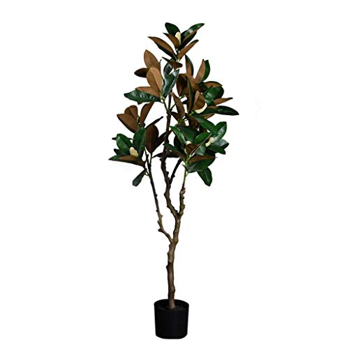 Árbol artificia Árbol artificial en macetas, decoración de plantas de interior para el hogar u oficina, árboles de plantas falsas para decoración de jardín al aire libre Árboles Artificiales decoracio