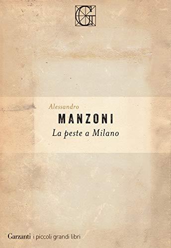 La peste a Milano (Italian Edition)