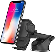 iOttie Easy One Touch 5 Dashboard & Windshield Car Mount Phone Holder Desk Stand for iPhone, Samsung, Moto, Huawei,...
