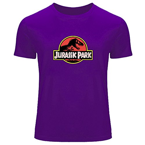 Classic Jurassic Park For Men's T-shirt Tee Outlet