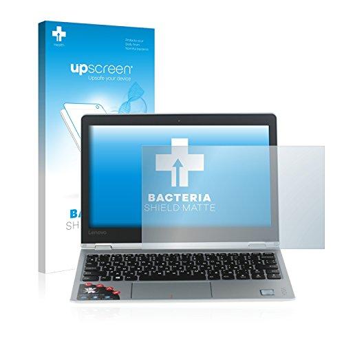 upscreen Antibakterielle Entspiegelungs-Schutzfolie kompatibel mit Lenovo Yoga 710 11.6 - Anti-Reflex Displayschutzfolie matt, Anti-Fingerprint