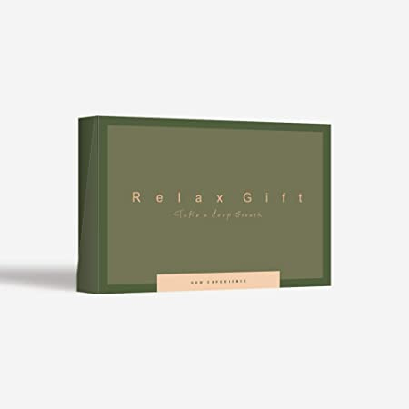 SOW EXPERIENCE(ソウ・エクスペリエンス) Relax Gift(GREEN) 体験ギフト エステ チケット プレゼント