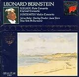 Nielsen: Flute Concerto; Clarinet Concerto / Hindemith: Violin Concerto (Royal Edition No. 61)