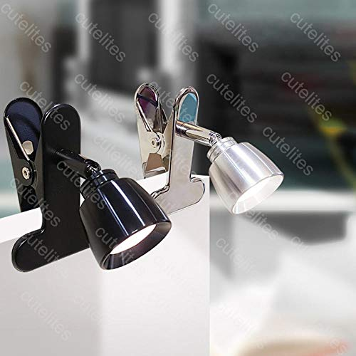 LED tafellamp met leeslamp leeslamp oogbescherming tafellamp LED bedlampje baby nachtlampje clip US Plug-Black_cool_white_6000 K_US_plug